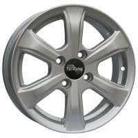 Tech Line 408 5.5x14/4x100 ET45 D56.1 Silver