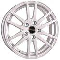 Tech Line 535 6x15/4x100 ET45 D67.1 Silver