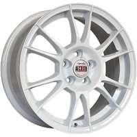 Alcasta M20 6x15/4x100 ET40 D60.1 White