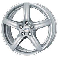 Alutec Grip 5.5x15/4x100 ET40 D63.3 Polar Silver