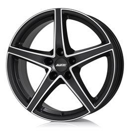 Alutec Raptr 8x18/5x112 ET45 D70,1 Racing black front polished
