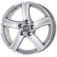Alutec Shark 7.5x17/5x114.3 ET38 D70.1 Sterling Silver