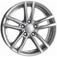 Alutec X10 7,5x17/5x120 ET43 D72,6 Polar Silver