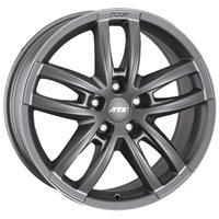 ATS Radial 7.5x17/5x115 ET40 D70.2 Racing Grey