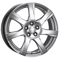 ATS Twister 6.5x16/4x108 ET25 D65.1 Sterling Silver