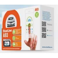 Сигнализация с автозапуском StarLine A93 GSM