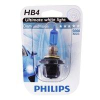 Галогеновая автолампа PHILIPS HB4, 5000K, 55W (9006DVB1)