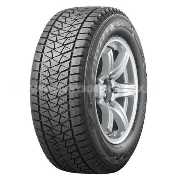 «имн¤¤ шина Bridgestone Blizzak DM-V2 275/45 R20 110T - фото 2