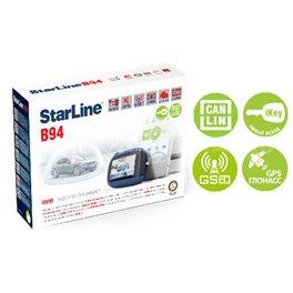 Сигнализация с автозапуском StarLine B94 CAN-LIN GSM/GPS Slave