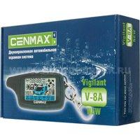 Сигнализация с обратной связью CENMAX VIGILANT V-8A