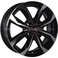 LegeArtis Optima NS94 6x15/4x100 ET50 D60.1 BKF