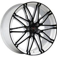 YOKATTA MODEL-28 6.5x15/4x100 ET40 D56.6 w+b