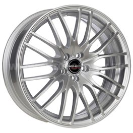 Borbet CW4/5 7x17/5x114.3 ET40 D72.5 Sterling Silver