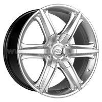 CEC C 826 9.5x20/5x150 ET15 D110 Silver
