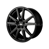 Fondmetal STC-10 9.5x19/5x112 ET21 D66.5 Matt Black Milled