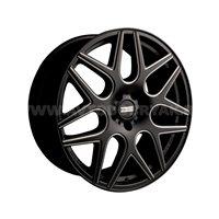Fondmetal STC-MS 8.5x20/5x108 ET45 D75 Matt Black Milled