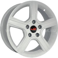 LegeArtis Optima VW32 6.5x16/5x112 ET33 D57.1 White