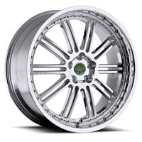 Redbourne Marques 9.5x20/5x120 ET32 D72 Chrome