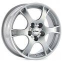 Rial Campo 7x17/5x108 ET46 D70.1 Polar Silver