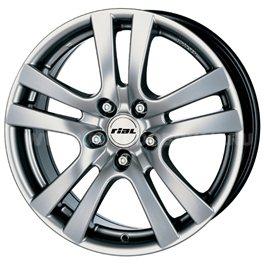 Rial Como 6.5x15/4x114.3 ET42 D70.1 Sterling Silver