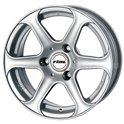 Rial LE705 7x15/4x114.3 ET40 D70.1 Sterling Silver