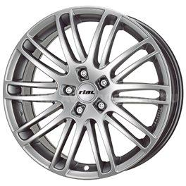 Rial Murago 7.5x17/5x108 ET47 D70.1 Sterling Silver