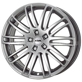 Rial Murago 6.5x16/4x100 ET40 D63.3 Sterling Silver
