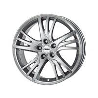 Rial Padua 8x18/5x120 ET35 D72.6 Sterling Silver