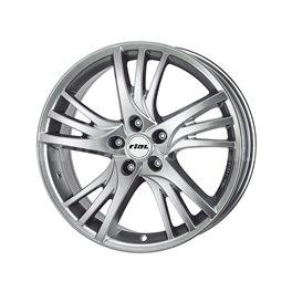 Rial Padua 8x18/5x120 ET27 D72.6 Sterling Silver
