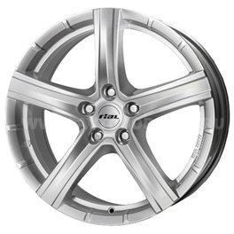 Rial Quinto 7x16/5x114.3 ET38 D70.1 Polar Silver
