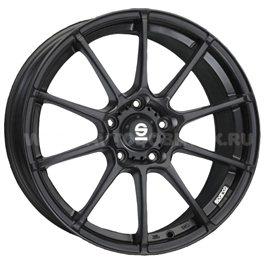 Sparco Assetto Gara 8x18/5x120 ET40 D72.6 Matt Black