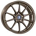 Sparco Assetto Gara 6.5x15/4x100 ET37 D63.3 Matt Bronze