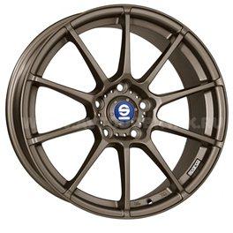 Sparco Assetto Gara 7.5x17/5x114.3 ET45 D73.1 Matt Bronze