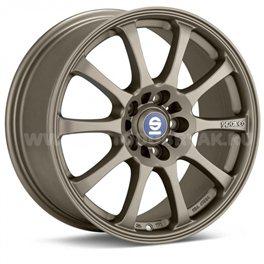 Sparco Drift 7x16/5x114.3 ET45 D73.1 Matt Bronze