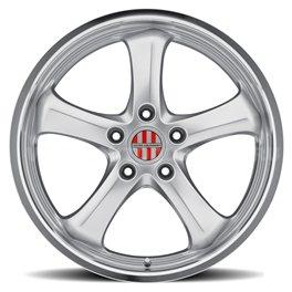 Victor Turismo 10x20/5x130 ET50 D71 Hyper Silver