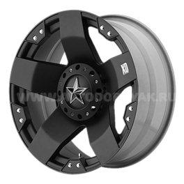 XD Series XD775 8.5x20/5x127 ET10 D83 Black