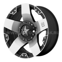XD Series XD775 8.5x20/5x150 ET50 D110 Black/Machined
