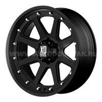 XD Series XD798 9x20/6x114.3 ET18 D72.62 Black