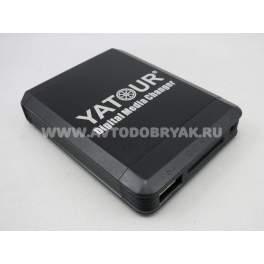 Yatour адаптер Audi/VW/Skoda тип B (VW12)