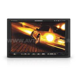 Автомагнитола Soundmax SM-CMD5003G
