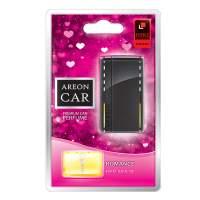 Ароматизатор воздуха на дефлектор  AREON CAR box 12 шт. SUPERBLISTER ROMANCE