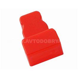 Крышка клеммы аккумулятора красная (для AKL-P01)