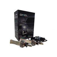 Комплект светодиодных ламп DIXEL G6 H3 - 5000 K.