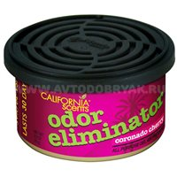 Нейтрализатор запаха CALIFORNIA Eliminator, Coronado Cherry, 70 г.