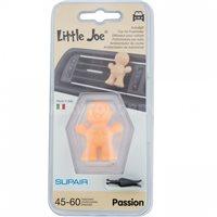 Ароматизатор воздуха на дефлектор Supair Drive Little Joe, Passion