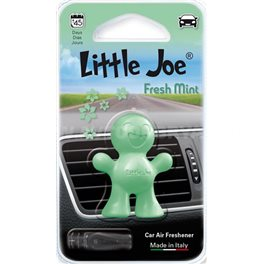 Ароматизатор воздуха на дефлектор Supair Drive Little Joe, Fresh mint, мини-блистер