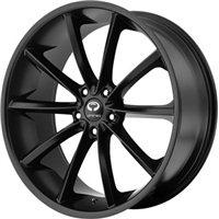 Lorenzo WL32 8.5x20/5x114.3 ET35 D72.62 Black