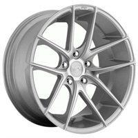 MHT Niche Targa 8.5x20/5x130 ET47 D71.5 Silver/Machined