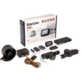 Сигнализация с автозапуском StarLine T94 GSM-GPS