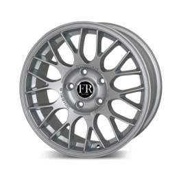 FR design 516/01 7x16/5x114.3 ET42 D67.1 Silver